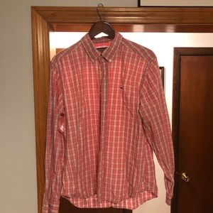 Vineyard Vines Men's Button Down Shirt - Large